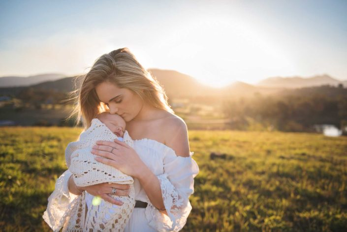 Professional Newborn Photographer Brisbane North